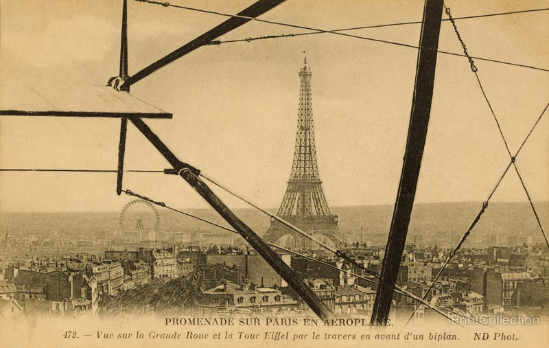 Illustration for article titled Tomorrow We Fly to Paris