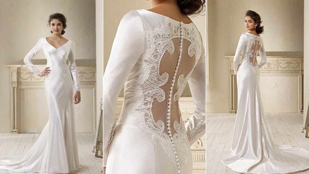 Contemporary Swan Wedding Dress Pictures - Wedding Dress Ideas ...