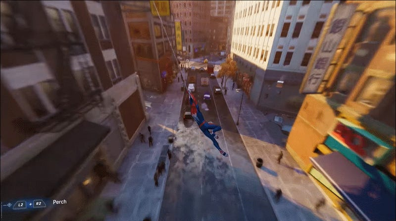 Spider-Man PS4's Gameplay Feels Great In Its Latest Demo