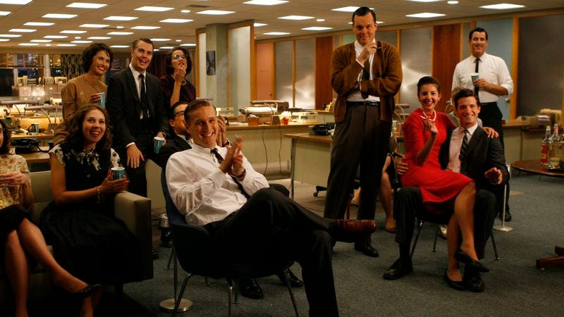 Tv Reviews Mad Men Season 1