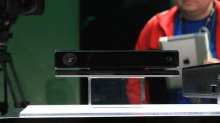 Illustration for article titled The New Xbox One's Kinect Sensor Is Officially Coming to Windows Next Year