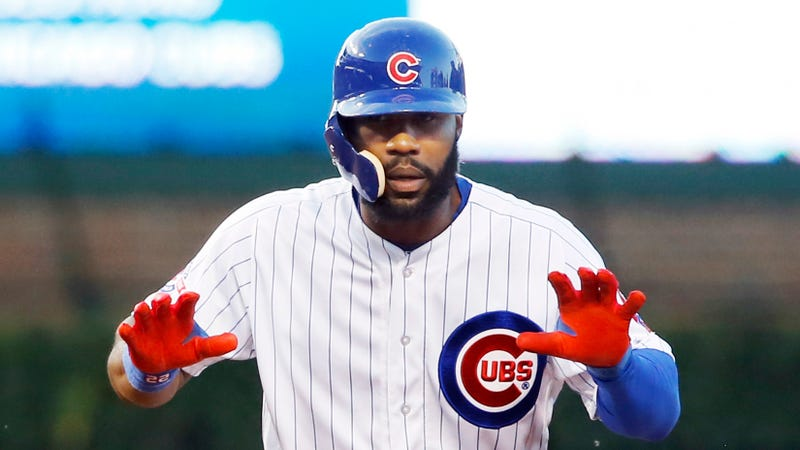 Illustration for article titled Jason Heyward Nails Runner At Home With A Gorgeous Throw