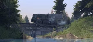 Illustration for article titled SpinTires Will Bring Gran Turismo-Level Detail To An Off-Road Video Game