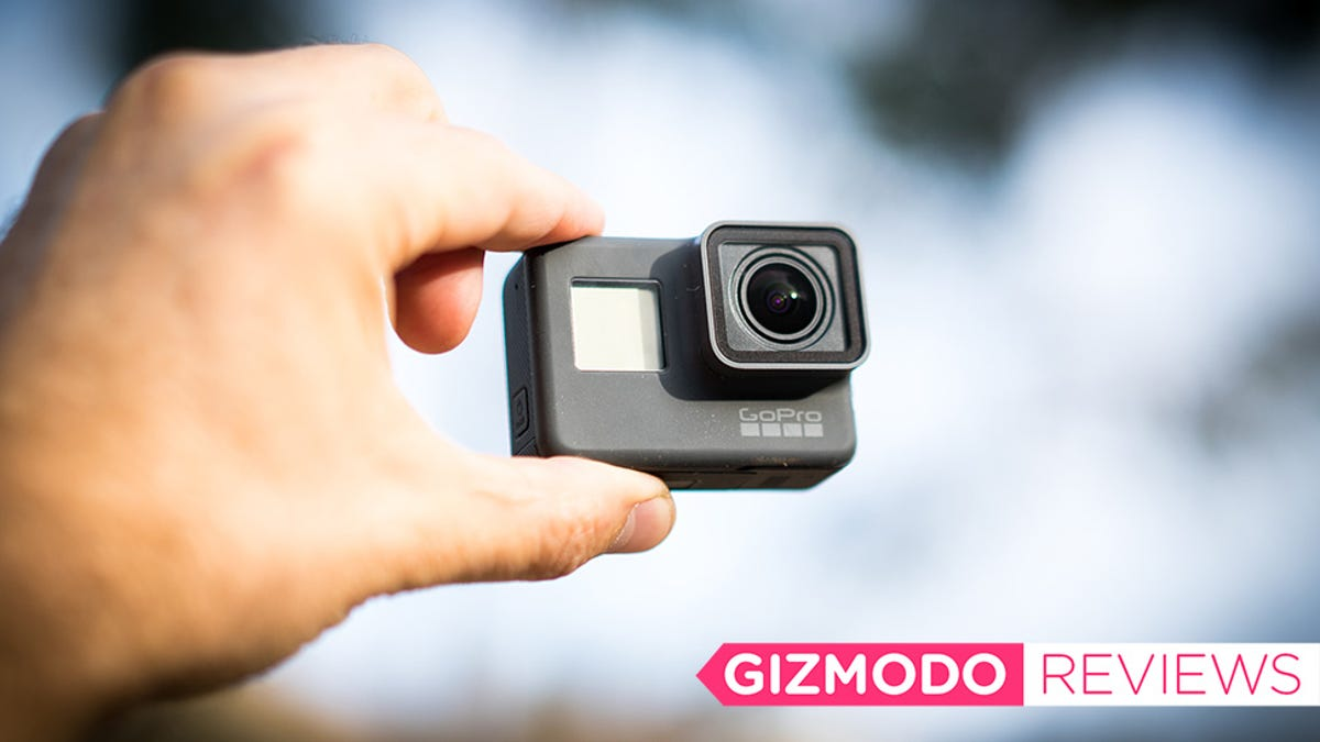 Gopros Hero6 Is Still The King Of Action Cameras