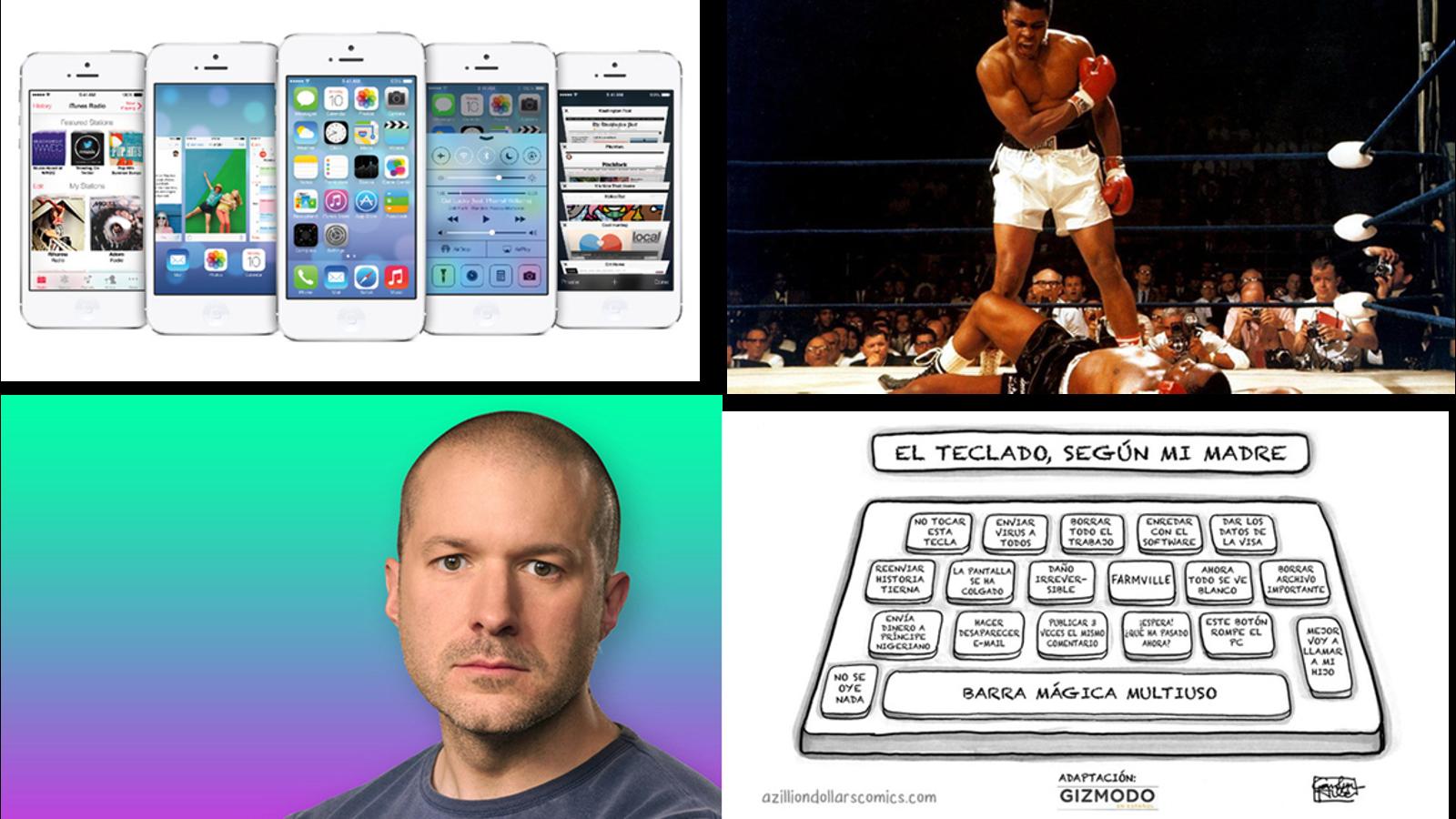 iOS 7, Xbox vs PS4 y misterios en Marte, las historias de la semana