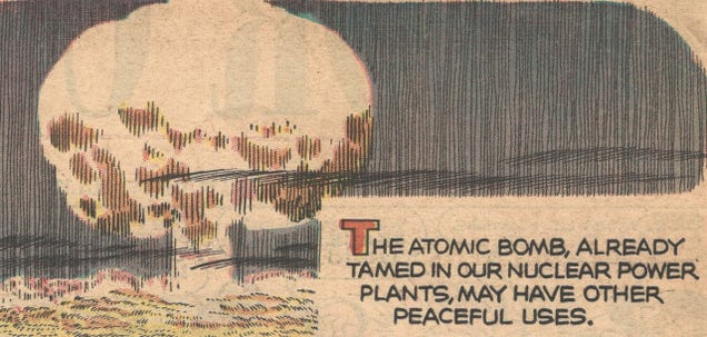 This 1960s Comic Strip Claimed