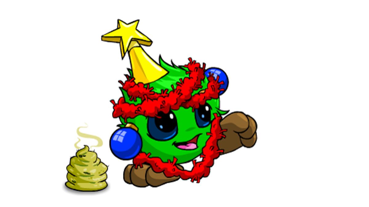 15 Years Later, Neopets Is Full Of Ads And Lets You Wear Poo