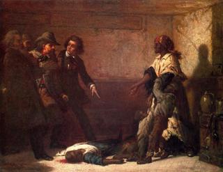 Thomas Satterwhite Noble's 1867 painting titledMargaret Garner(aka The Modern Medea)Wikimedia Commons