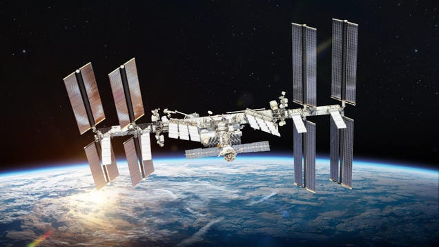 How to Spot the International Space Station Twice This Weekend