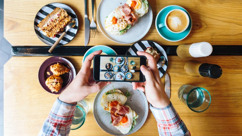 Illustration for article titled Data scientist created an Instagram influencer bot to score free restaurant food
