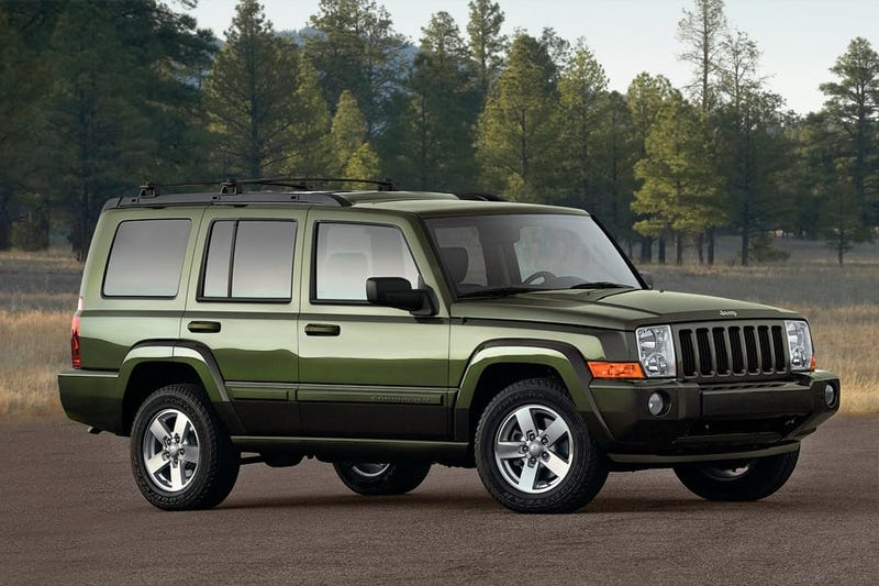 Illustration for article titled Anyone Familiar with Jeep Commanders?