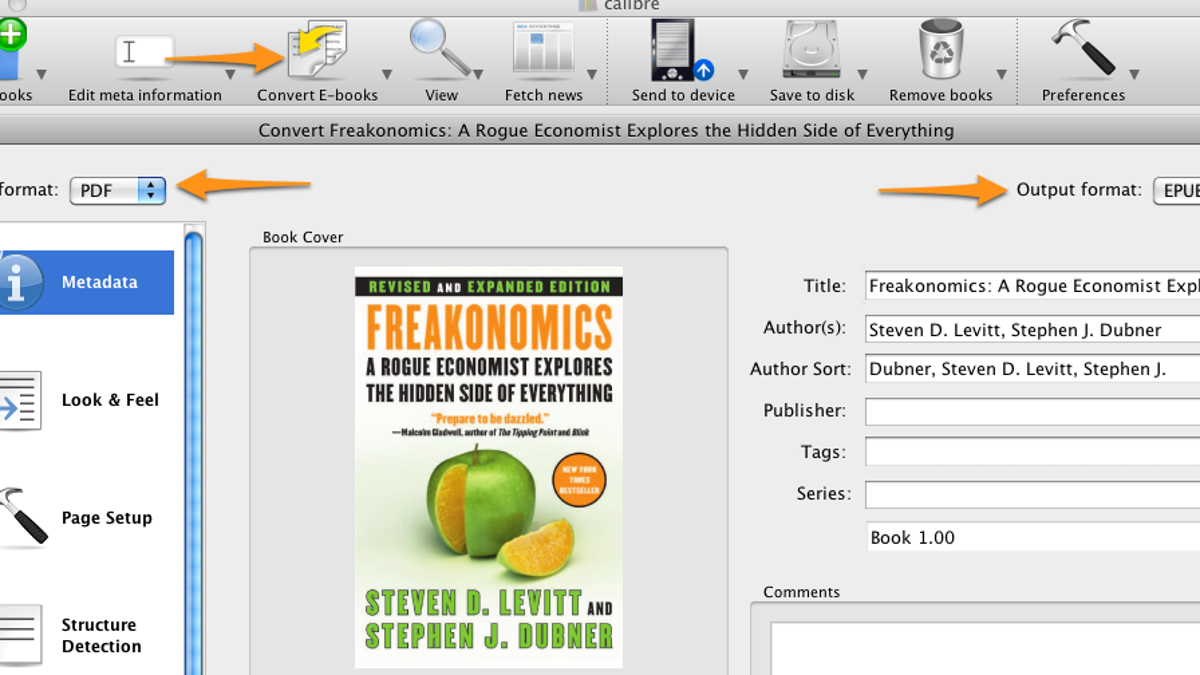 How Can I Convert PDFs and Other Ebooks to the ePub Format?
