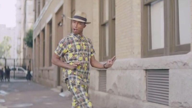 Illustration for article titled Okay, so maybe Marvin Gaye's family has something against Pharrell