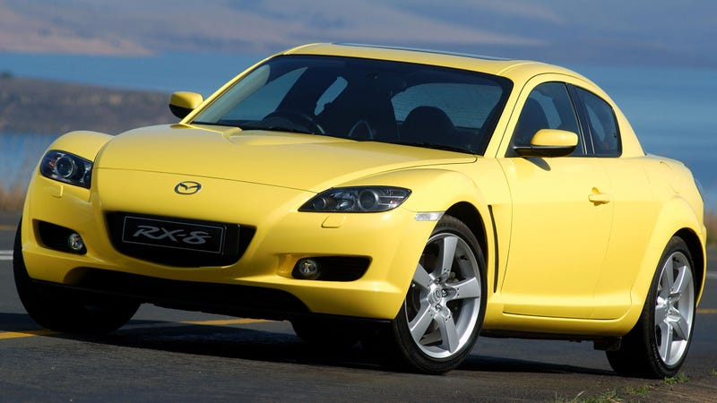 Have You Ever Owned A Mazda RX-8, The Car That Helped Kill