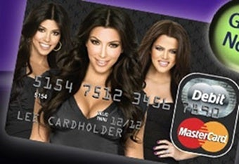 Illustration for article titled Kardashian Credit Card Is A Minefield Of Hidden Fees