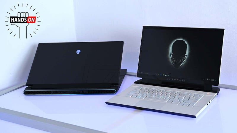 Illustration for article titled Alienware's Big Redesign Comes to Its Thinnest Gaming Laptops