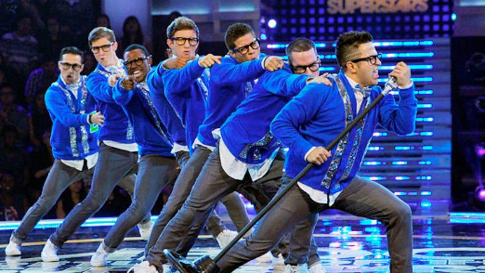 Americas Best Dance Crew LMFAO Superstar Challenge