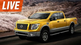 Illustration for article titled ​Ask The Man Behind The 2016 Nissan Titan Anything You Want