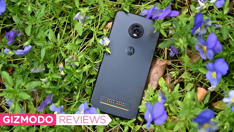 The Moto Z4 Is a Solid Mid-Range Contender, But It Might Be