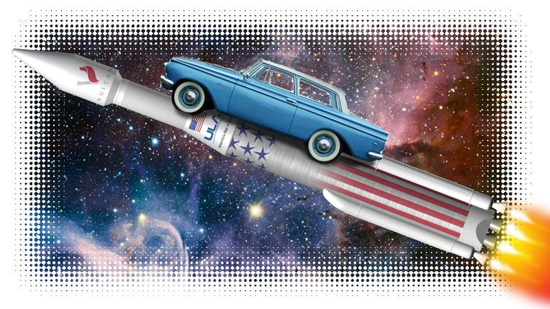 cryogenic links of the week - First internal combustion engine to go into outer space