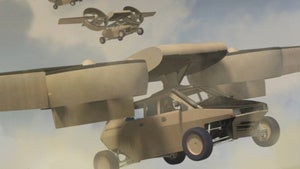 Illustration for article titled DARPA is one step closer to its flying Humvee