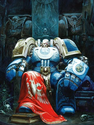 Illustration for article titled The first tidbits about the new Warhammer 40K MMO are out.
