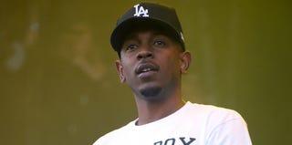 Kendrick Lamar Theo Wargo/Getty Images