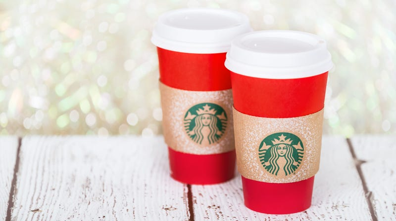 Illustration for article titled Starbucks brings back its heathen red cup in reusable form