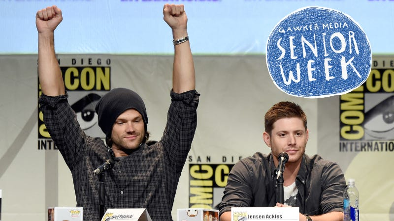 I'm Finally Writing About Supernatural After So Many Gawker Media Editors Ignored Me