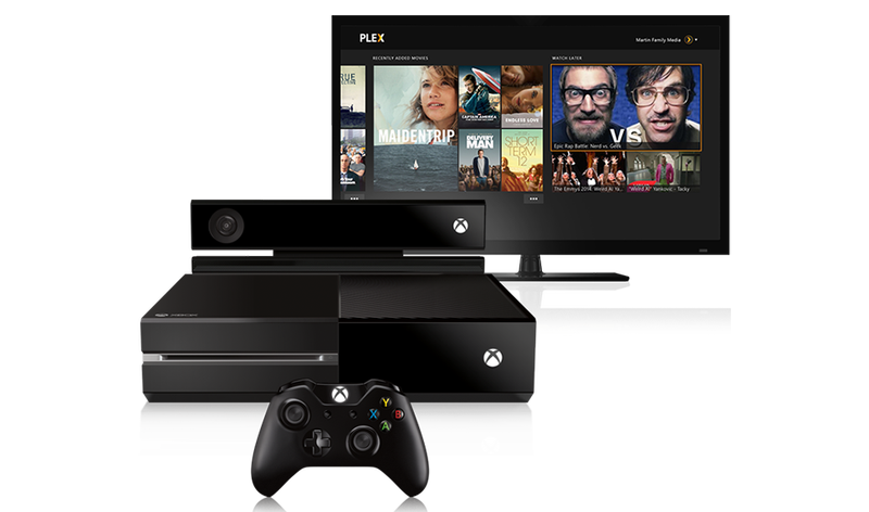 Illustration for article titled Media Streaming App Plex Arrives On Xbox One