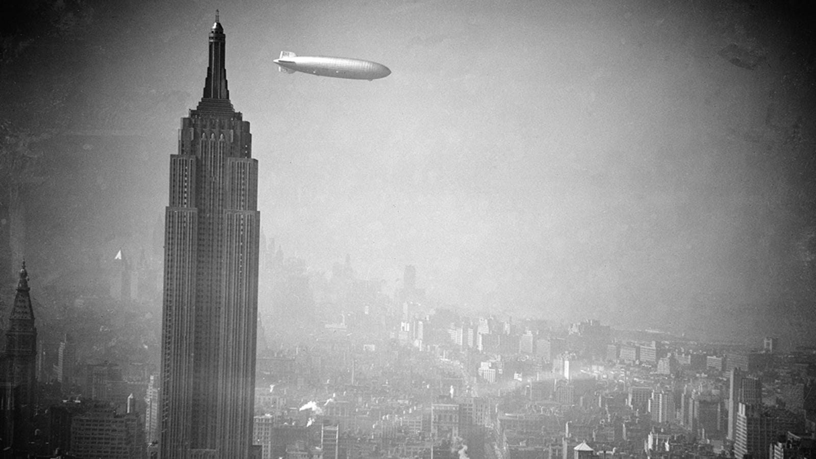 Age of zeppelins - 4 7