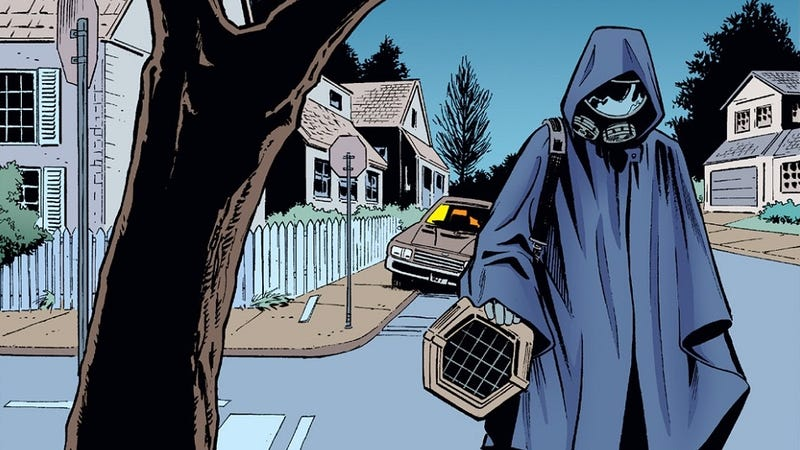 """Imagen: #2 número del cómic """"Y: El último hombre"""" (Vertigo)"""