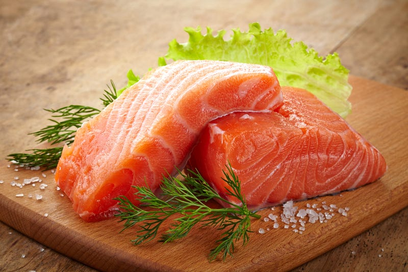 Illustration for article titled You Think You Like Salmon Because of a Fish Industry Lie