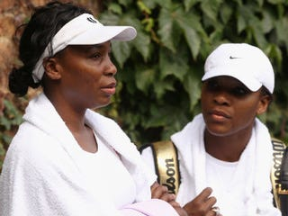 Venus and Serena Williams (Getty Images)