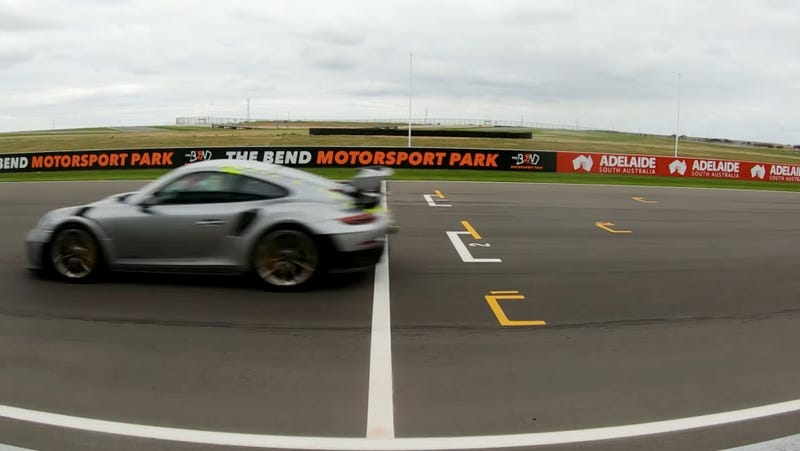 Illustration for article titled Porsche Is Setting Lap Records At Tracks You've Never Even Heard Of