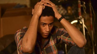 Wes Gibbins looks the way we felt after watching the second episode of How to Get Away With Murder.Facebook