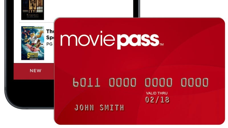 Illustration for article titled Here's How Much MoviePass Surge Pricing Will Cost You