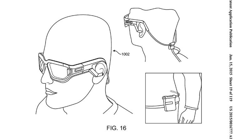 Illustration for article titled Magic Leap's Patents Are a Crazy Vision of the Augmented Reality Future