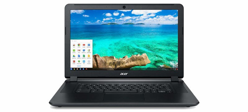 Illustration for article titled Acer's Tough New Chromebooks Are Built to Survive Your Children