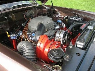 Engine Of The Day: Studebaker V8