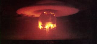 Illustration for article titled Even a Small Nuclear Showdown Would Mean Worldwide Disaster
