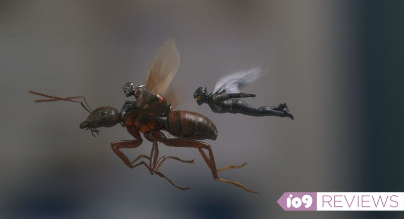 Ant-Man and the Wasp, flying to a theater near you July 6.
