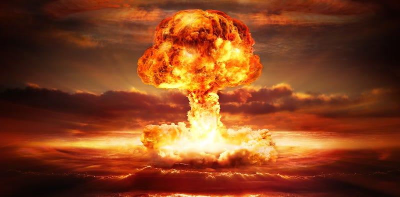 Illustration for article titled Estos son los efectos en el cuerpo humano tras la explosión de una bomba atómica