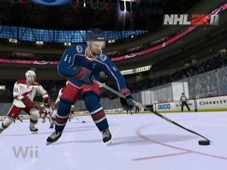 Illustration for article titled NHL 2K11 Review: The Second Shift Takes The Ice