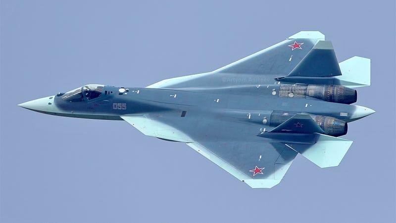 New Russian Aircraft 8