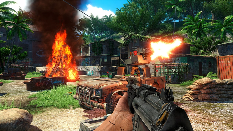 Illustration for article titled Far Cry 3 Classic Edition Is A Good Port With One Annoying Problem [UPDATE]