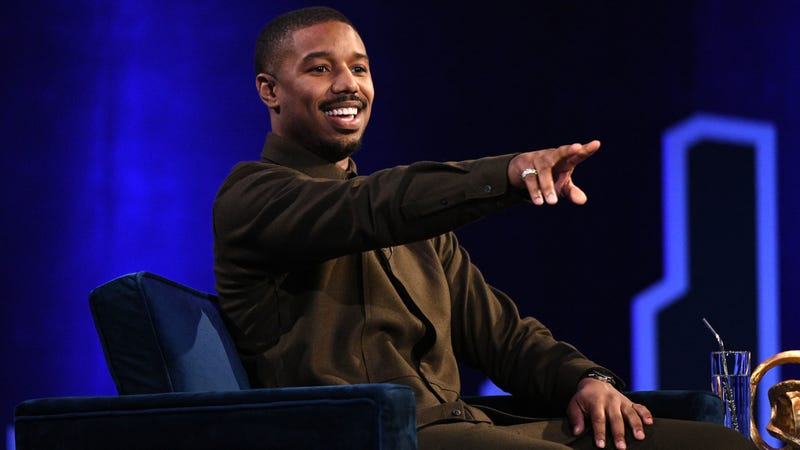 Illustration for article titled Michael B. Jordan is turning new fantasy epic Black Leopard, Red Wolf into a movie