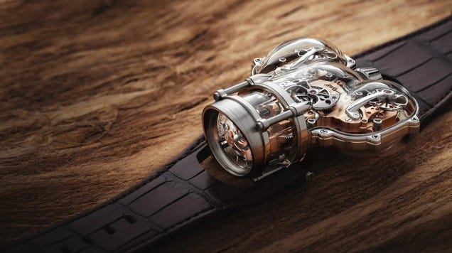 This $440,000 Watch Has a Unique Complication and Looks Cool, Also Costs $440,000