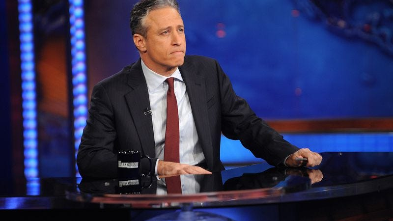 Illustration for article titled Jon Stewart says he's leaving The Daily Show