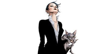 Illustration for article titled Meet Gotham's Newest Kingpin Of Crime In Our Catwoman #35 Preview